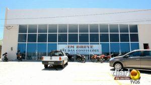 Nova loja fica às margens da BR 230, saída pra Sousa