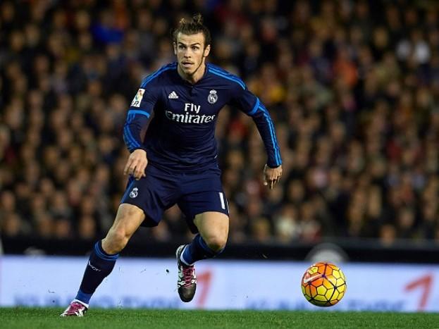 Crédito: Bale (Real Madrid) - 18,2 milhões de libras