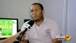 Walter Nunes, coord. do Bolsa Família em Cajazeiras