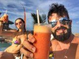 Laura Keller e Jorge Sousa (Foto: Reprodução/Instagram)
