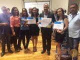 Premiação do Selo Unicef em João Pessoa (Foto arquivo pessoal)