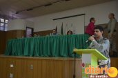 A solenidade ocorreu nessa sexta-feira (10), no IFPB de Cajazeiras
