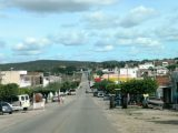 Avenida no Centro de Desterro-PB