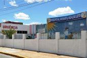 Hospital Infantil Noaldo Leite, em Patos