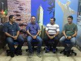 Luciano Cartaxo foi entrevistado nesse sábado na TV Diário do Sertão