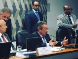 José Maranhão, senador pelo estado da Paraíba