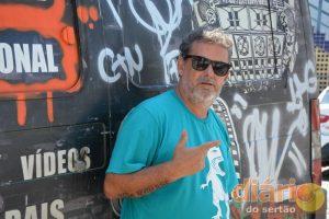 Produtor cultural Gerard Miranda
