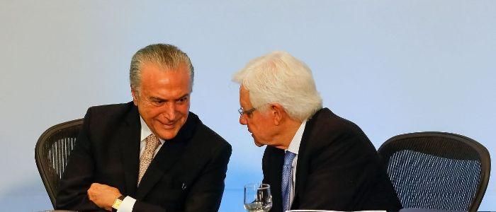 Resultado de imagem para Juiz federal manda suspender nomeação de Moreira Franco como ministro