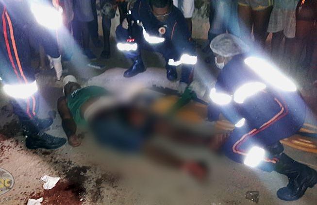 Homem é assassinado com golpe de faca no abdômen em cidade do Sertão da Paraíba