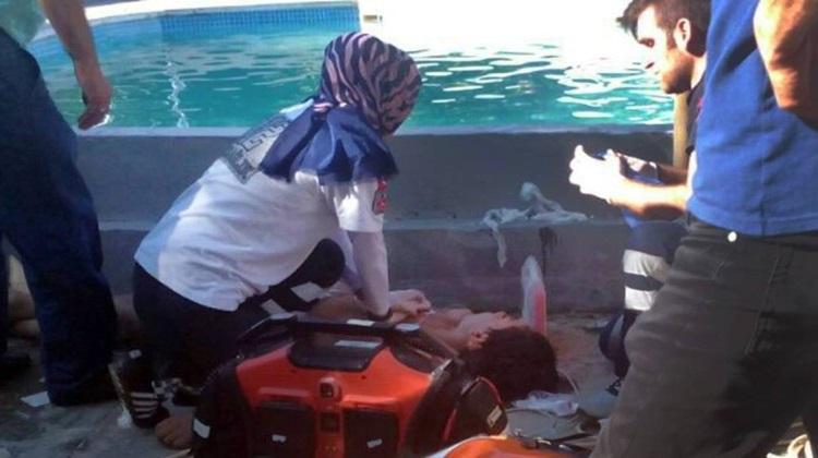 Morreram cinco pessoas eletrocutadas num parque aquático